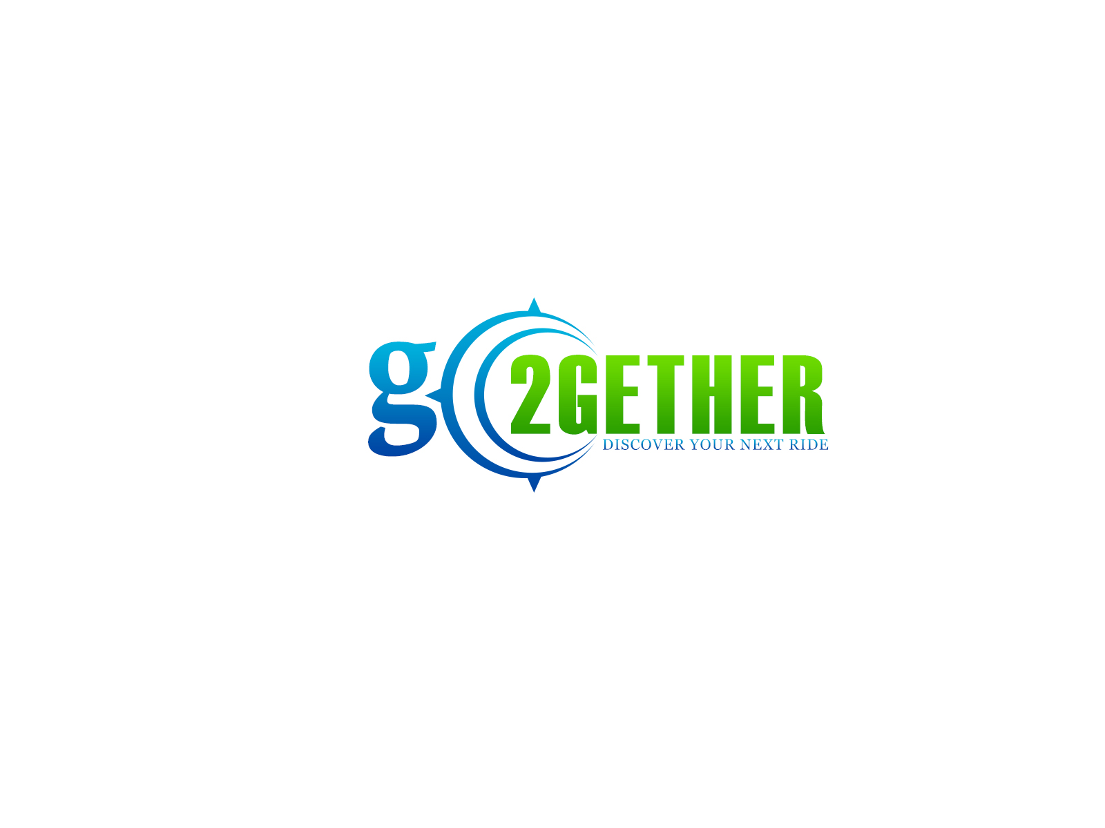 Logo Design by Virgilio Pineda III - Entry No. 155 in the Logo Design Contest Captivating Logo Design for GO2GETHER.