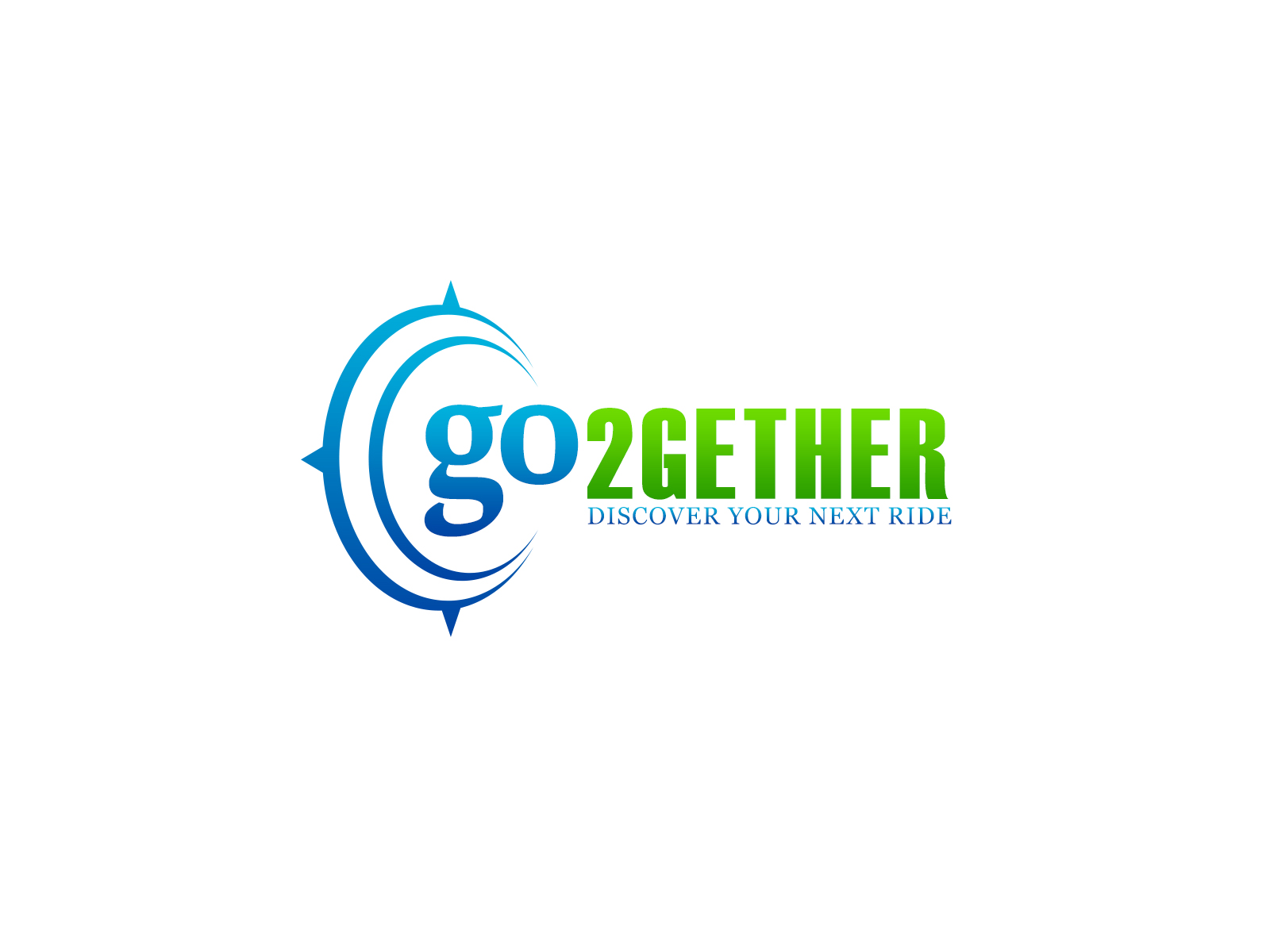 Logo Design by Virgilio Pineda III - Entry No. 156 in the Logo Design Contest Captivating Logo Design for GO2GETHER.