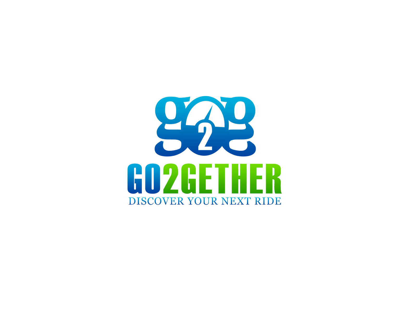 Logo Design by Virgilio Pineda III - Entry No. 157 in the Logo Design Contest Captivating Logo Design for GO2GETHER.