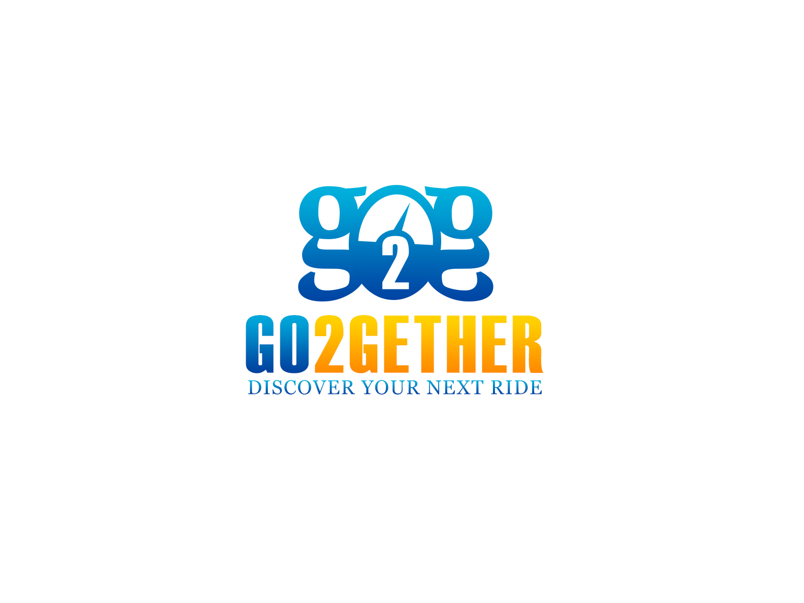 Logo Design by Virgilio Pineda III - Entry No. 158 in the Logo Design Contest Captivating Logo Design for GO2GETHER.