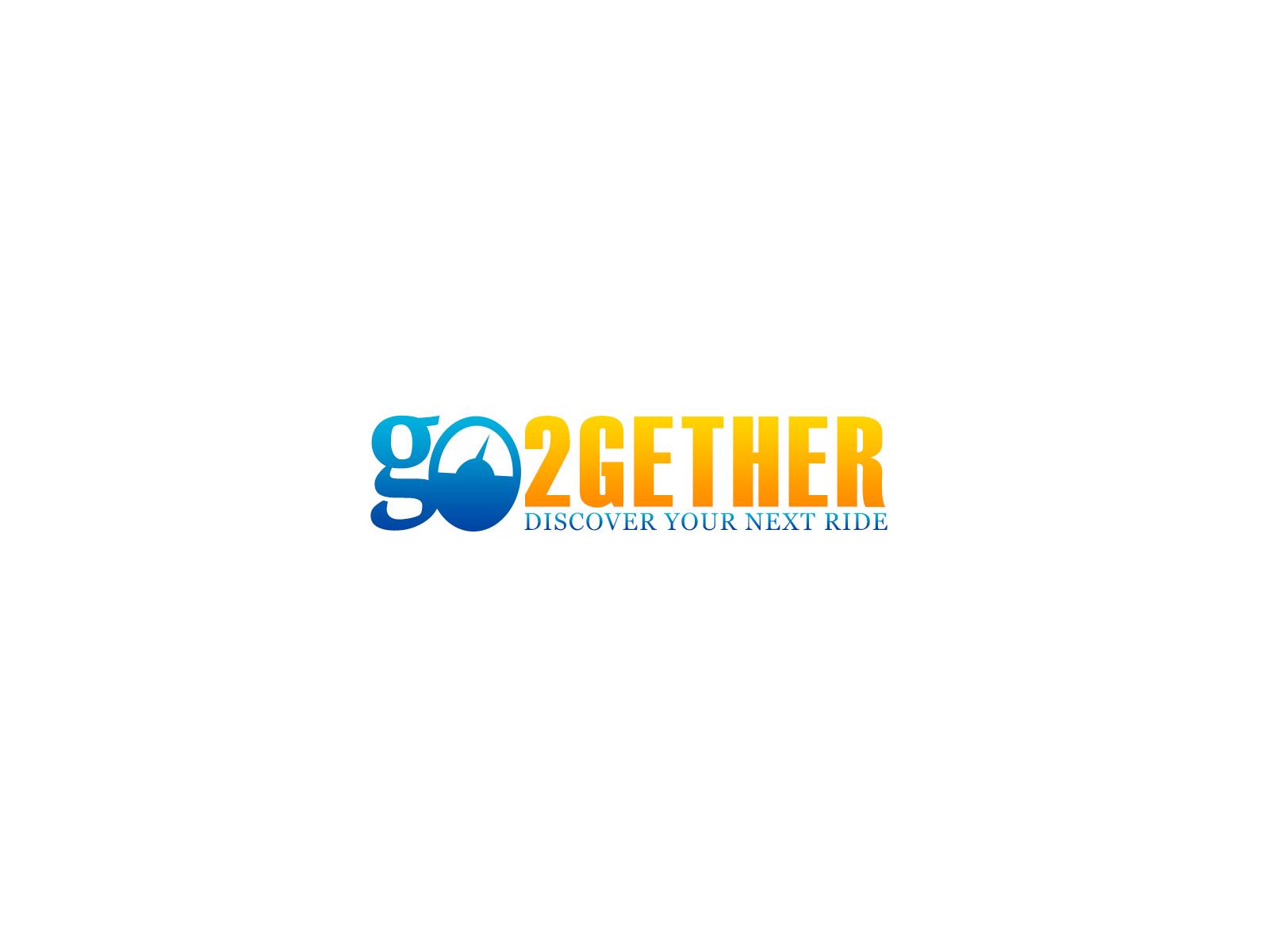 Logo Design by Virgilio Pineda III - Entry No. 161 in the Logo Design Contest Captivating Logo Design for GO2GETHER.