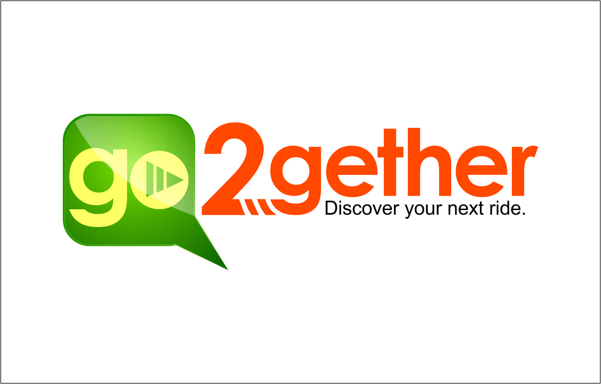 Logo Design by Agus Martoyo - Entry No. 164 in the Logo Design Contest Captivating Logo Design for GO2GETHER.
