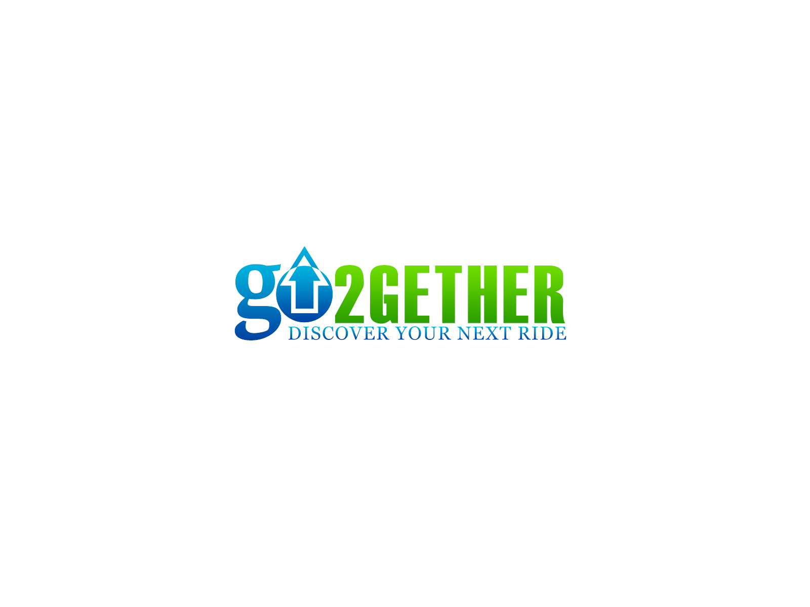 Logo Design by Virgilio Pineda III - Entry No. 165 in the Logo Design Contest Captivating Logo Design for GO2GETHER.