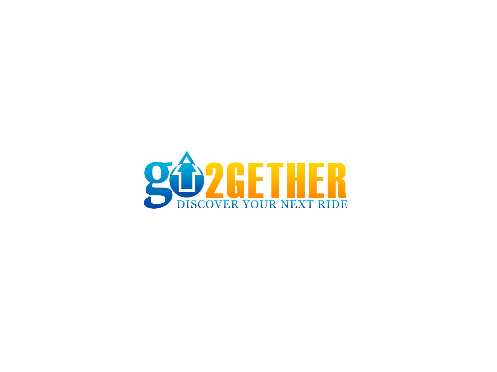 Logo Design by Virgilio Pineda III - Entry No. 166 in the Logo Design Contest Captivating Logo Design for GO2GETHER.