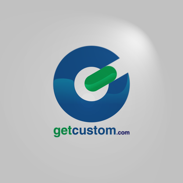 Logo Design by Private User - Entry No. 2 in the Logo Design Contest getcustom.com Logo Design.
