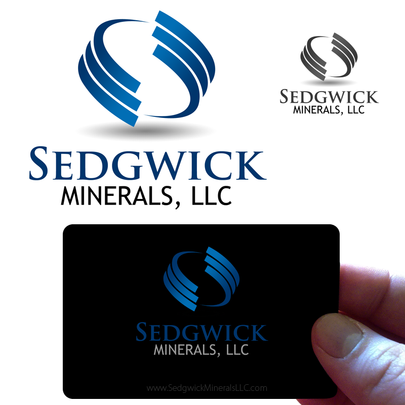 Logo Design by Private User - Entry No. 40 in the Logo Design Contest Inspiring Logo Design for Sedgwick Minerals, LLC.