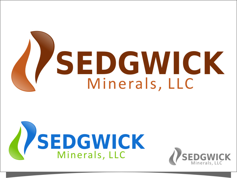 Logo Design by Ngepet_art - Entry No. 45 in the Logo Design Contest Inspiring Logo Design for Sedgwick Minerals, LLC.