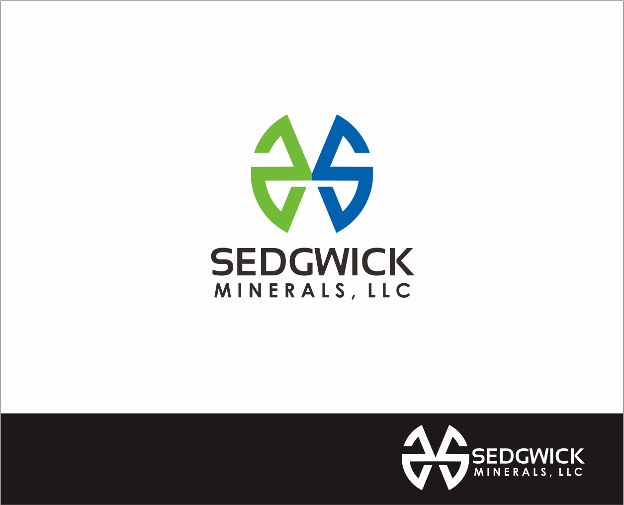 Logo Design by Armada Jamaluddin - Entry No. 47 in the Logo Design Contest Inspiring Logo Design for Sedgwick Minerals, LLC.