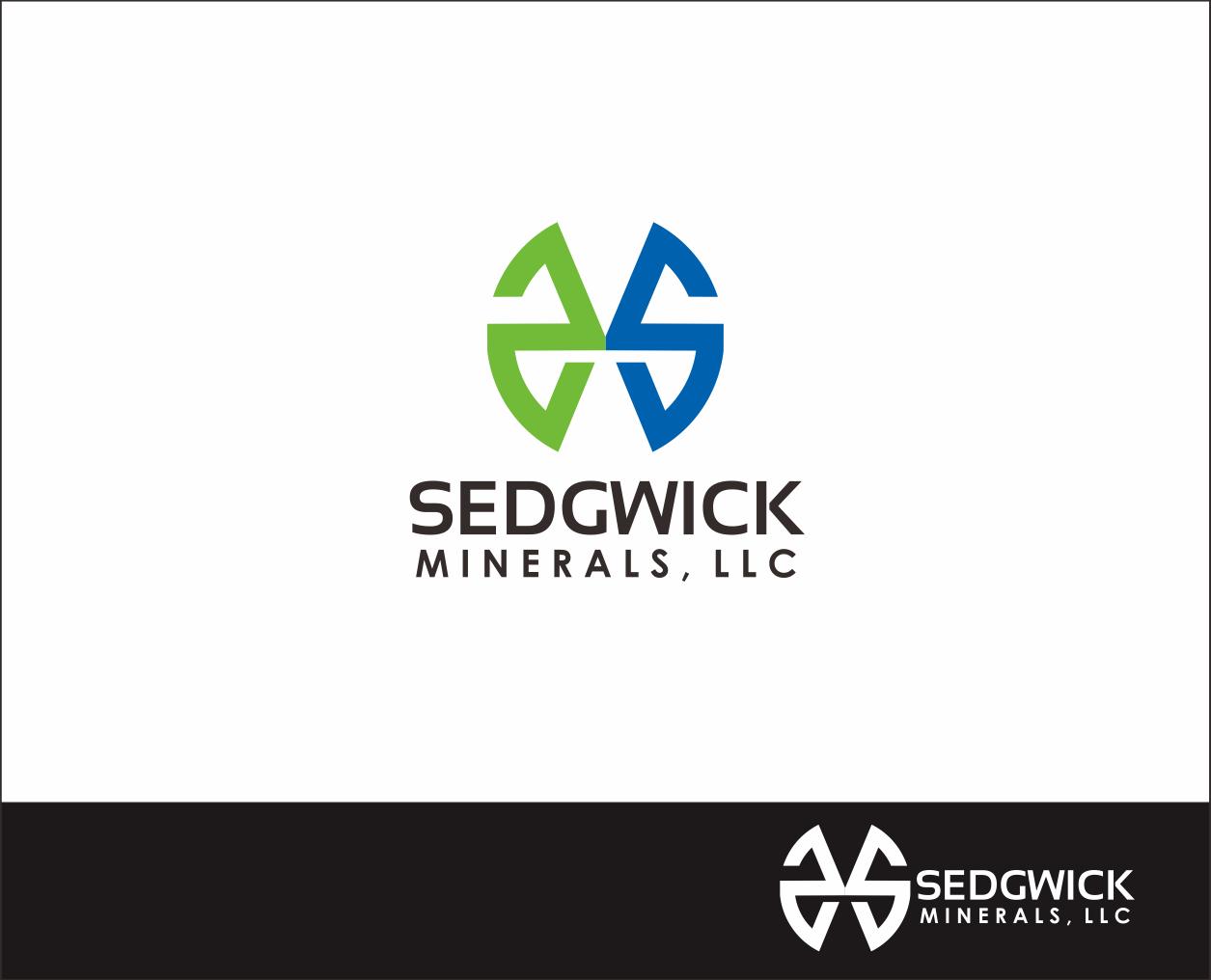 Logo Design by Armada Jamaluddin - Entry No. 47 in the Logo Design Contest Inspiring Logo Design for Sedgwick Minerals, LLC.