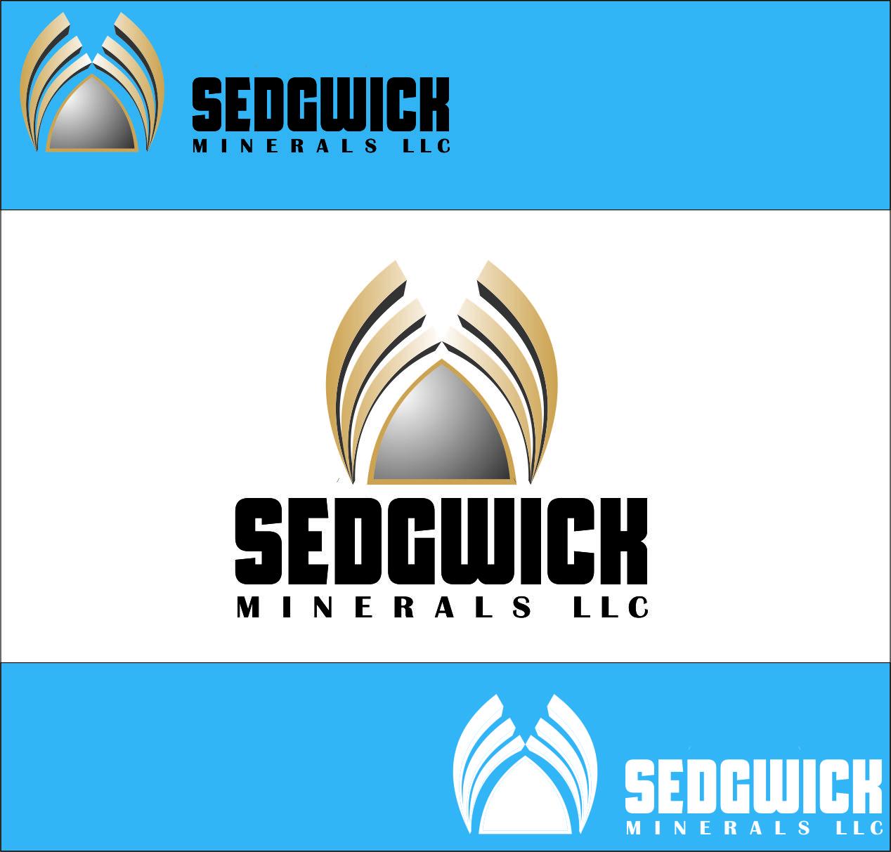 Logo Design by Agus Martoyo - Entry No. 55 in the Logo Design Contest Inspiring Logo Design for Sedgwick Minerals, LLC.