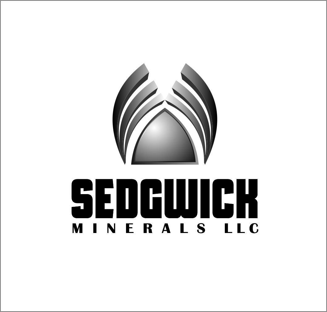 Logo Design by Agus Martoyo - Entry No. 58 in the Logo Design Contest Inspiring Logo Design for Sedgwick Minerals, LLC.
