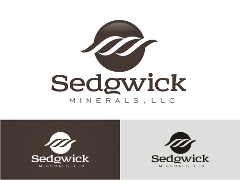 Logo Design by key - Entry No. 62 in the Logo Design Contest Inspiring Logo Design for Sedgwick Minerals, LLC.