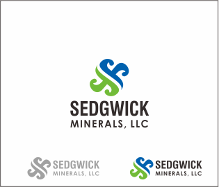 Logo Design by Armada Jamaluddin - Entry No. 64 in the Logo Design Contest Inspiring Logo Design for Sedgwick Minerals, LLC.