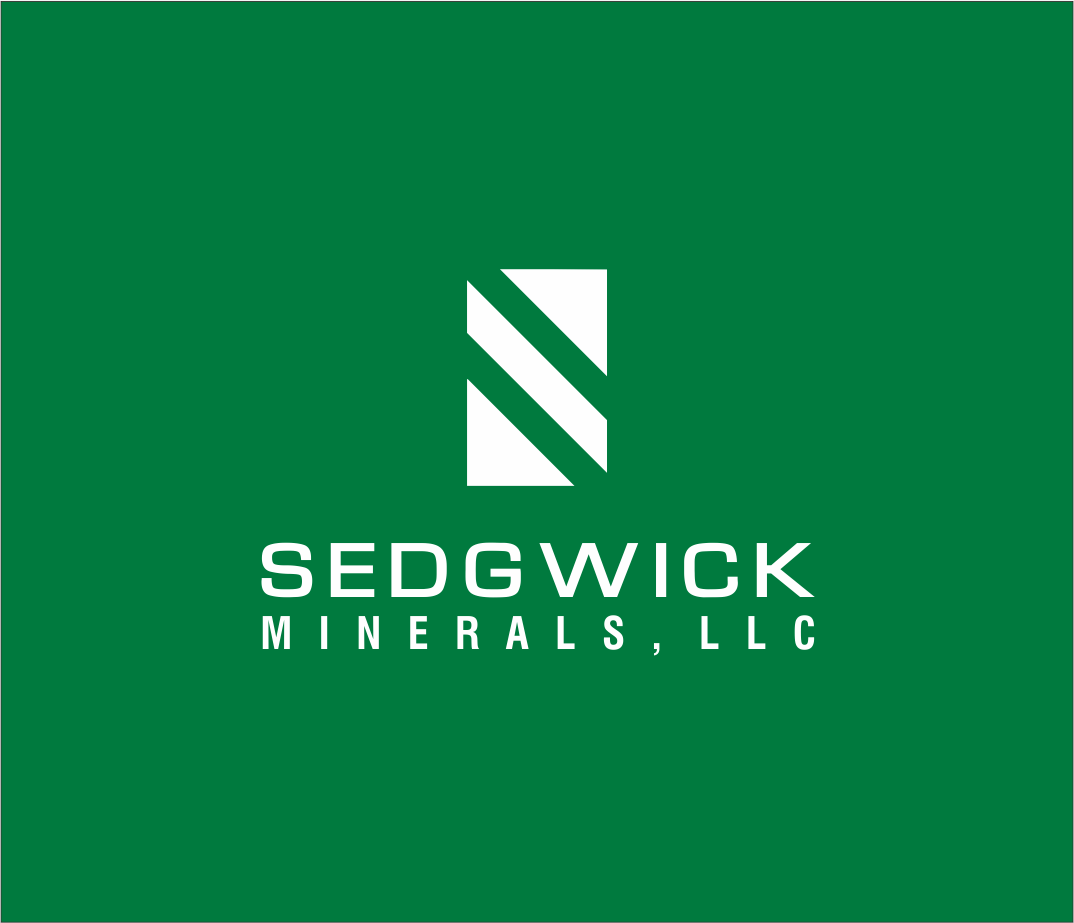 Logo Design by Armada Jamaluddin - Entry No. 65 in the Logo Design Contest Inspiring Logo Design for Sedgwick Minerals, LLC.