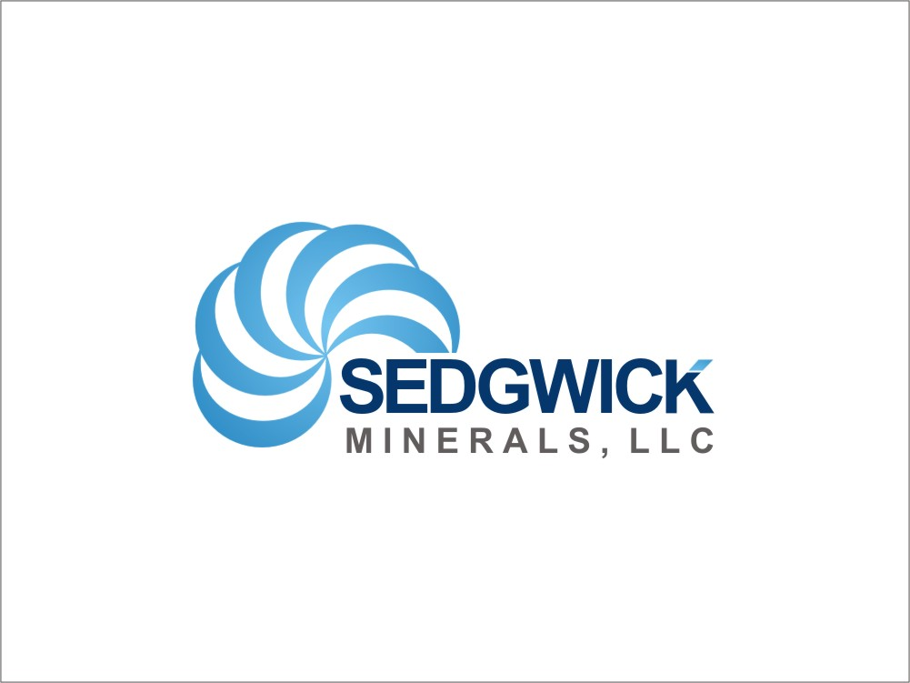 Logo Design by RED HORSE design studio - Entry No. 75 in the Logo Design Contest Inspiring Logo Design for Sedgwick Minerals, LLC.