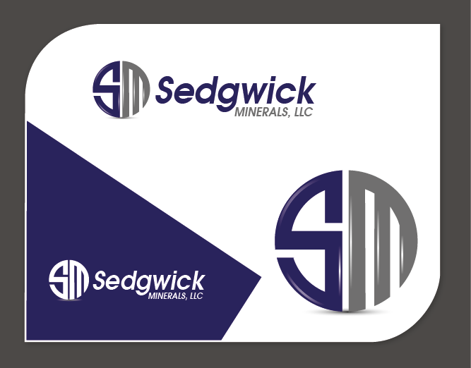 Logo Design by Private User - Entry No. 77 in the Logo Design Contest Inspiring Logo Design for Sedgwick Minerals, LLC.