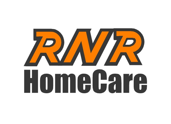 Logo Design by Ismail Adhi Wibowo - Entry No. 34 in the Logo Design Contest Imaginative Logo Design for RNR HomeCare.