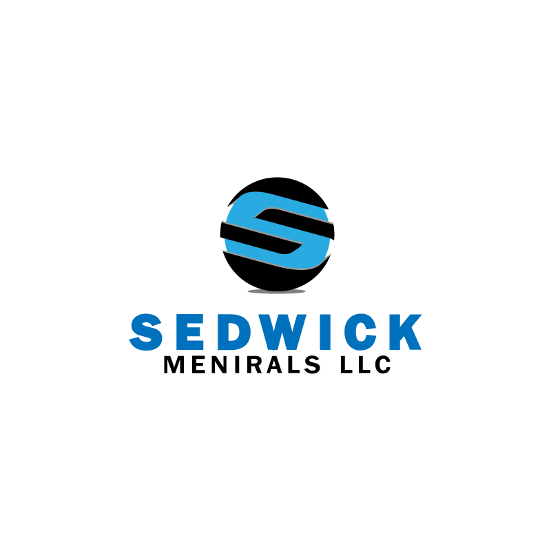 Logo Design by zesthar - Entry No. 79 in the Logo Design Contest Inspiring Logo Design for Sedgwick Minerals, LLC.