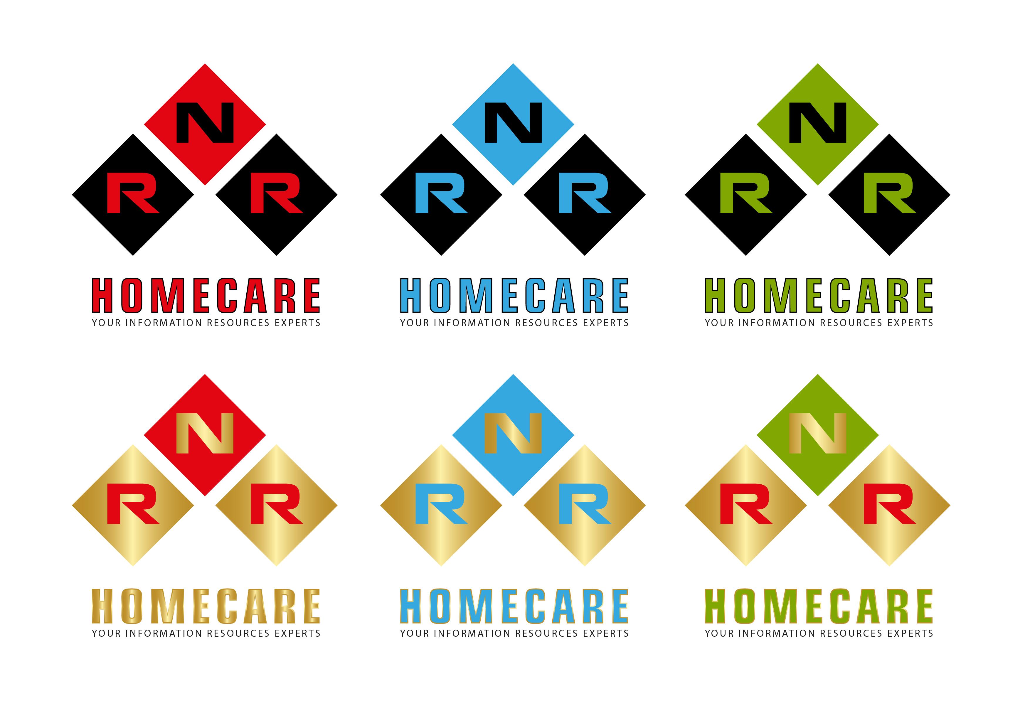 Logo Design by 3draw - Entry No. 36 in the Logo Design Contest Imaginative Logo Design for RNR HomeCare.