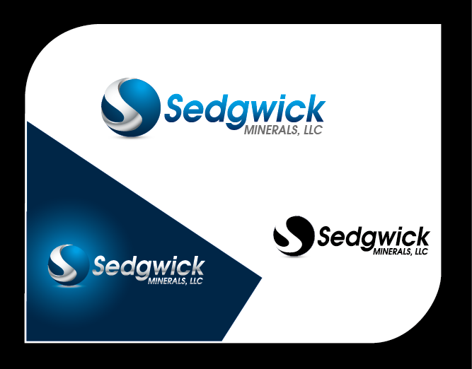 Logo Design by Private User - Entry No. 81 in the Logo Design Contest Inspiring Logo Design for Sedgwick Minerals, LLC.