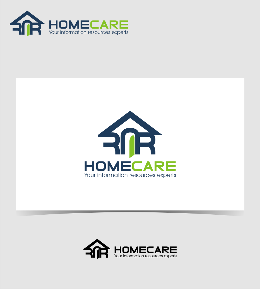 Logo Design by graphicleaf - Entry No. 37 in the Logo Design Contest Imaginative Logo Design for RNR HomeCare.