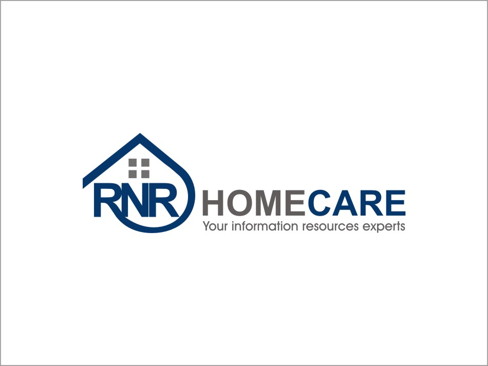 Logo Design by RED HORSE design studio - Entry No. 38 in the Logo Design Contest Imaginative Logo Design for RNR HomeCare.