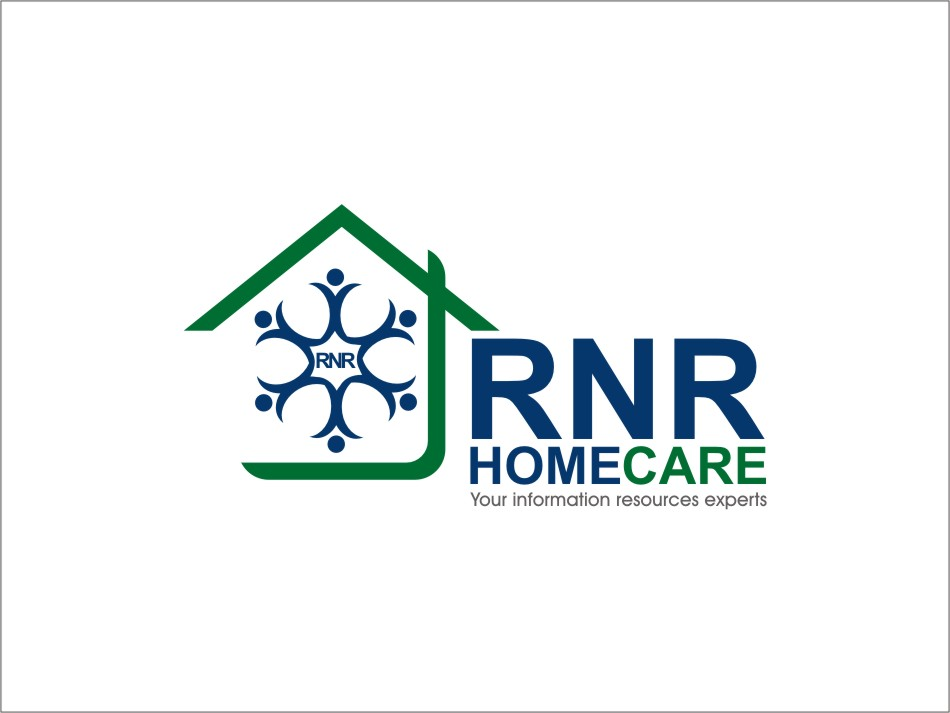 Logo Design by RED HORSE design studio - Entry No. 43 in the Logo Design Contest Imaginative Logo Design for RNR HomeCare.