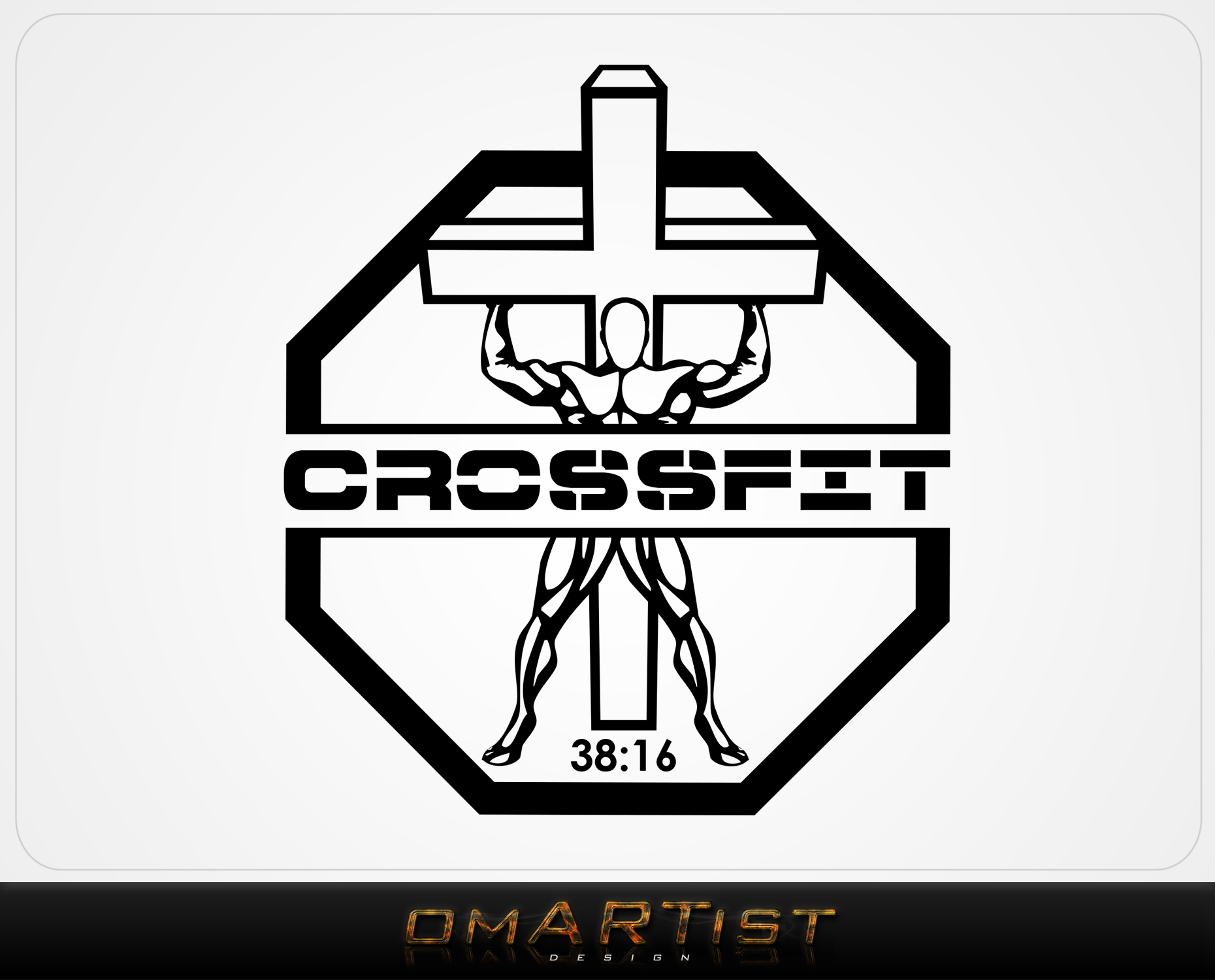 Logo Design by omARTist - Entry No. 54 in the Logo Design Contest Fun Logo Design for Personal Trainer.