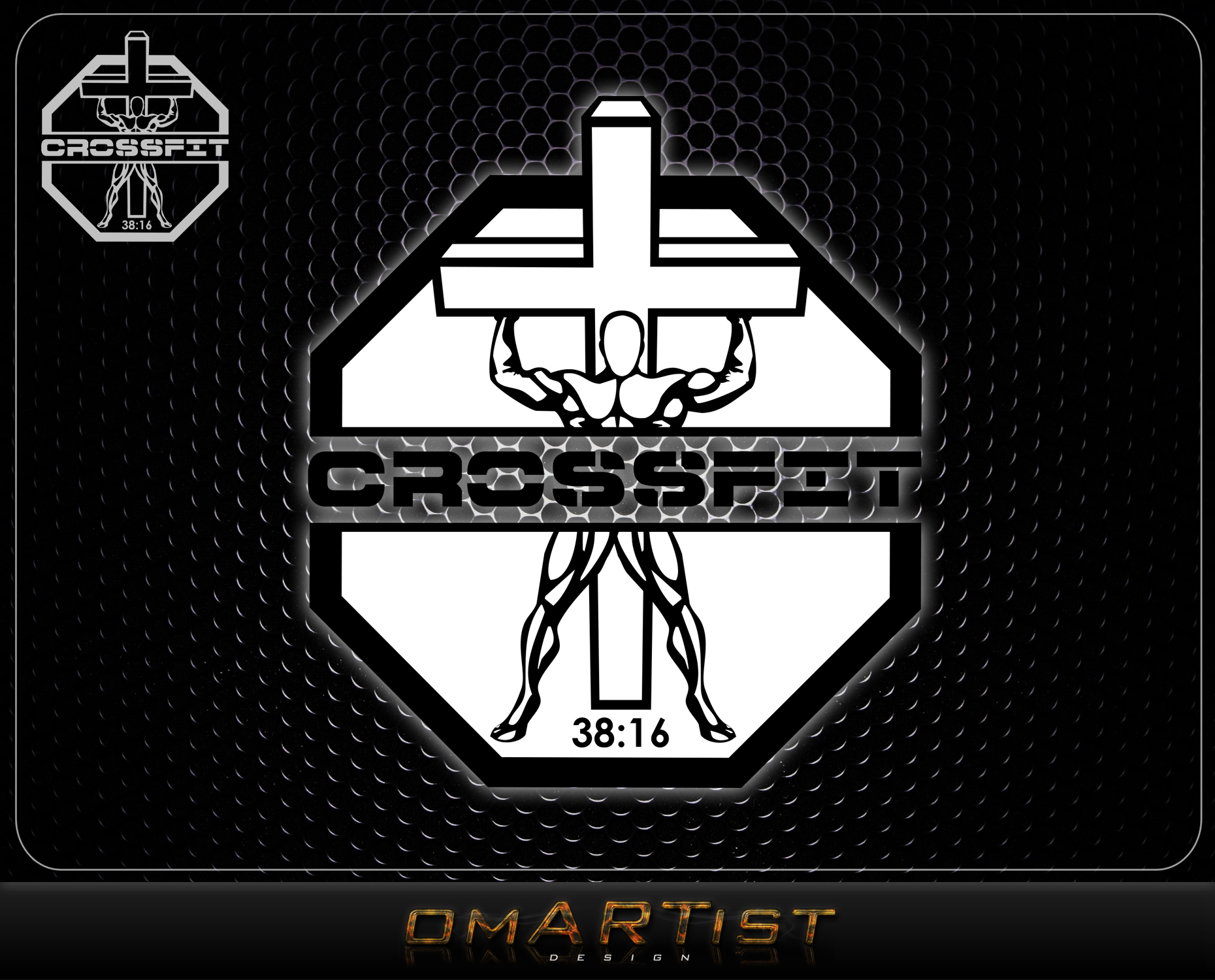 Logo Design by omARTist - Entry No. 55 in the Logo Design Contest Fun Logo Design for Personal Trainer.