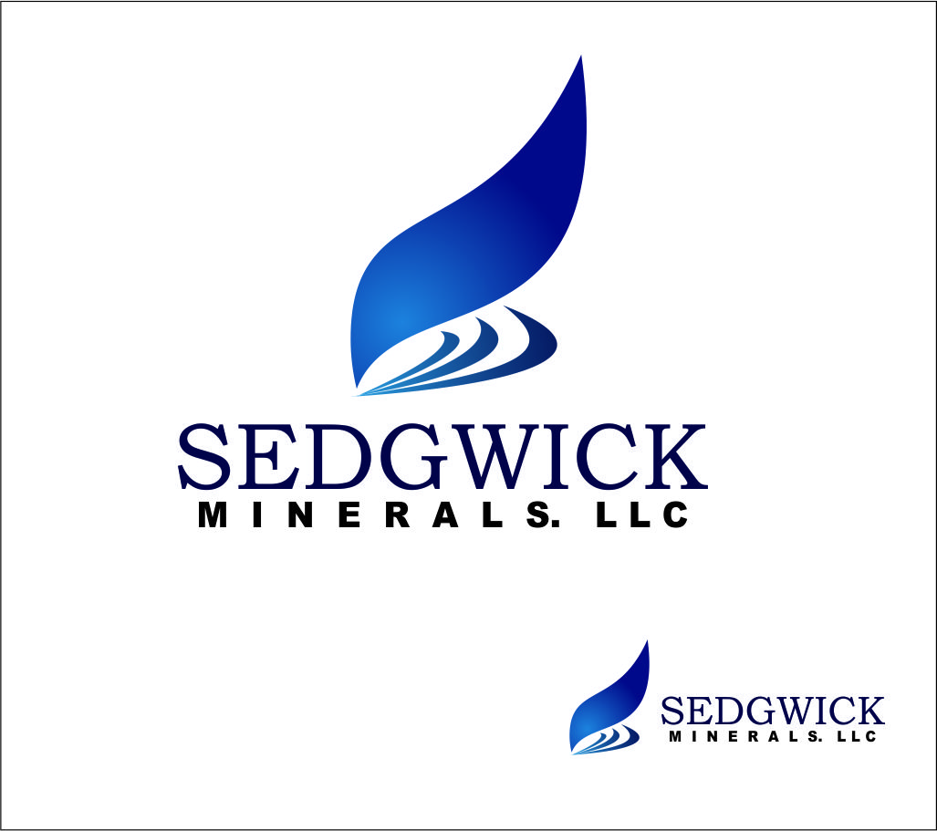 Logo Design by Agus Martoyo - Entry No. 93 in the Logo Design Contest Inspiring Logo Design for Sedgwick Minerals, LLC.