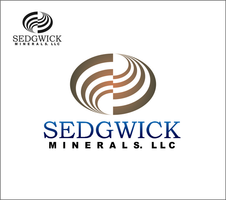 Logo Design by Agus Martoyo - Entry No. 96 in the Logo Design Contest Inspiring Logo Design for Sedgwick Minerals, LLC.