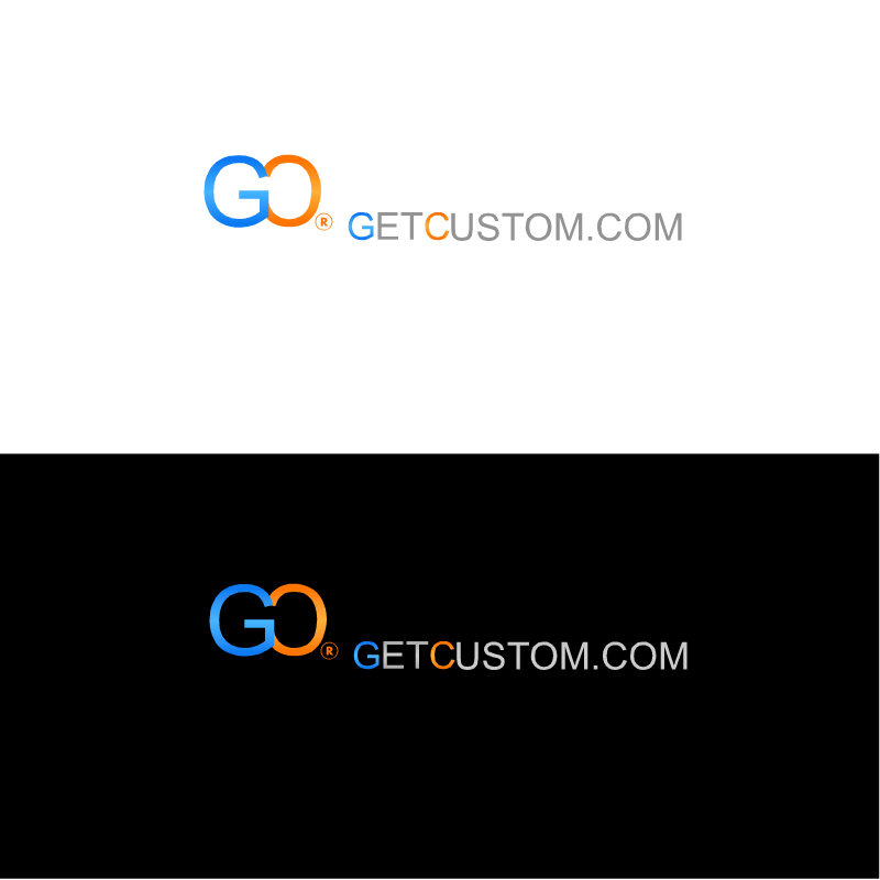 Logo Design by RAJU CHATTERJEE - Entry No. 12 in the Logo Design Contest getcustom.com Logo Design.