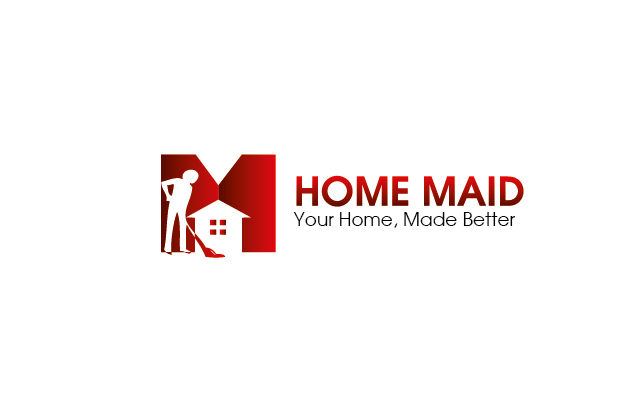 Logo Design by Digital Designs - Entry No. 31 in the Logo Design Contest Unique Logo Design Wanted for HomeMaid.