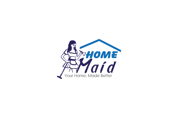 Logo Design by Private User - Entry No. 32 in the Logo Design Contest Unique Logo Design Wanted for HomeMaid.