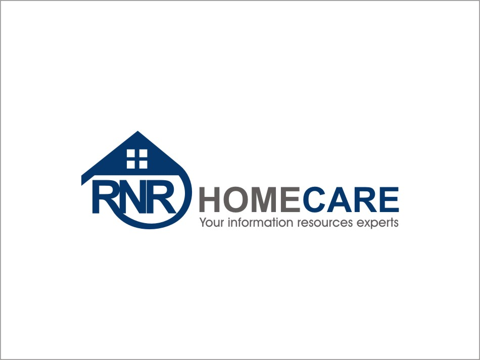 Logo Design by RED HORSE design studio - Entry No. 57 in the Logo Design Contest Imaginative Logo Design for RNR HomeCare.