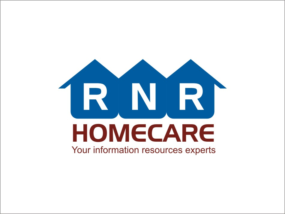 Logo Design by RED HORSE design studio - Entry No. 58 in the Logo Design Contest Imaginative Logo Design for RNR HomeCare.