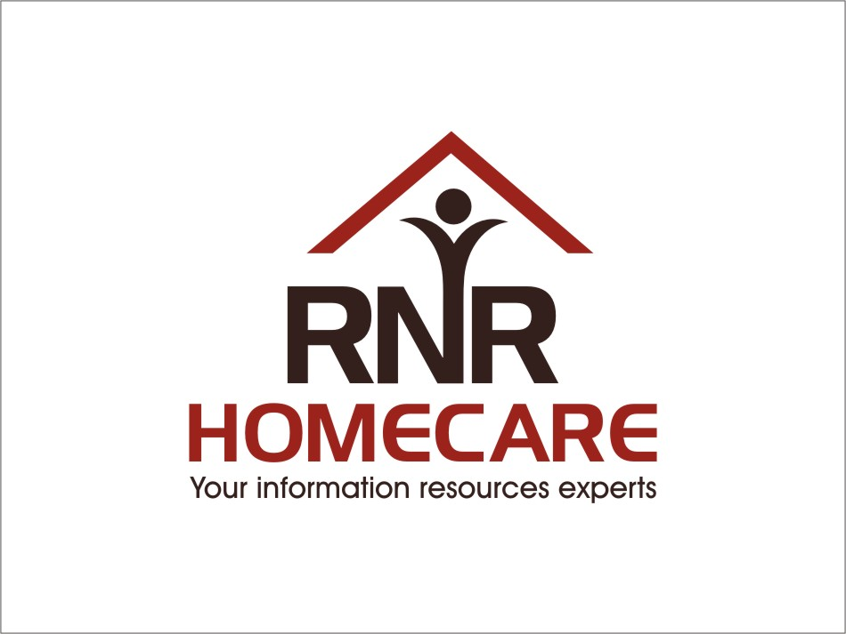 Logo Design by RED HORSE design studio - Entry No. 59 in the Logo Design Contest Imaginative Logo Design for RNR HomeCare.