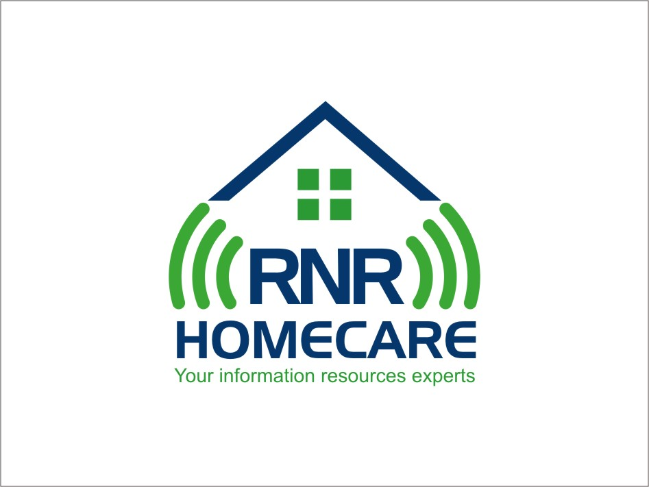 Logo Design by RED HORSE design studio - Entry No. 60 in the Logo Design Contest Imaginative Logo Design for RNR HomeCare.