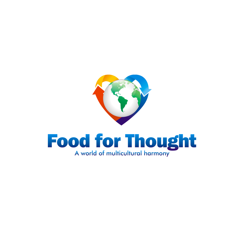Logo Design by moxlabs - Entry No. 56 in the Logo Design Contest Food for Thought -Partners include SUCCESS, BC Healthy Commu.