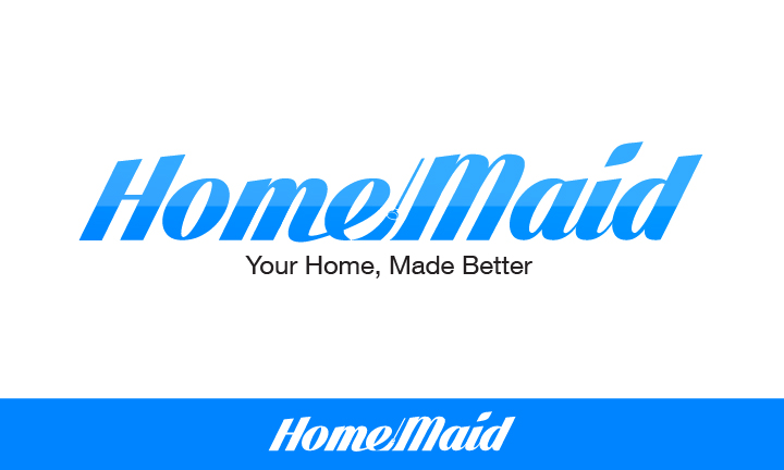 Logo Design by Top Elite - Entry No. 36 in the Logo Design Contest Unique Logo Design Wanted for HomeMaid.