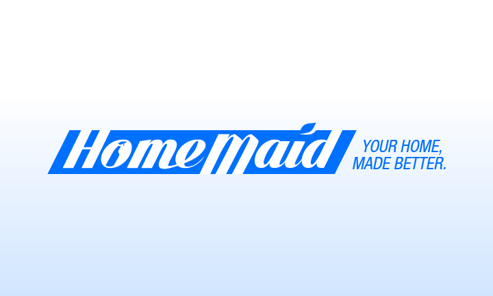 Logo Design by Top Elite - Entry No. 39 in the Logo Design Contest Unique Logo Design Wanted for HomeMaid.
