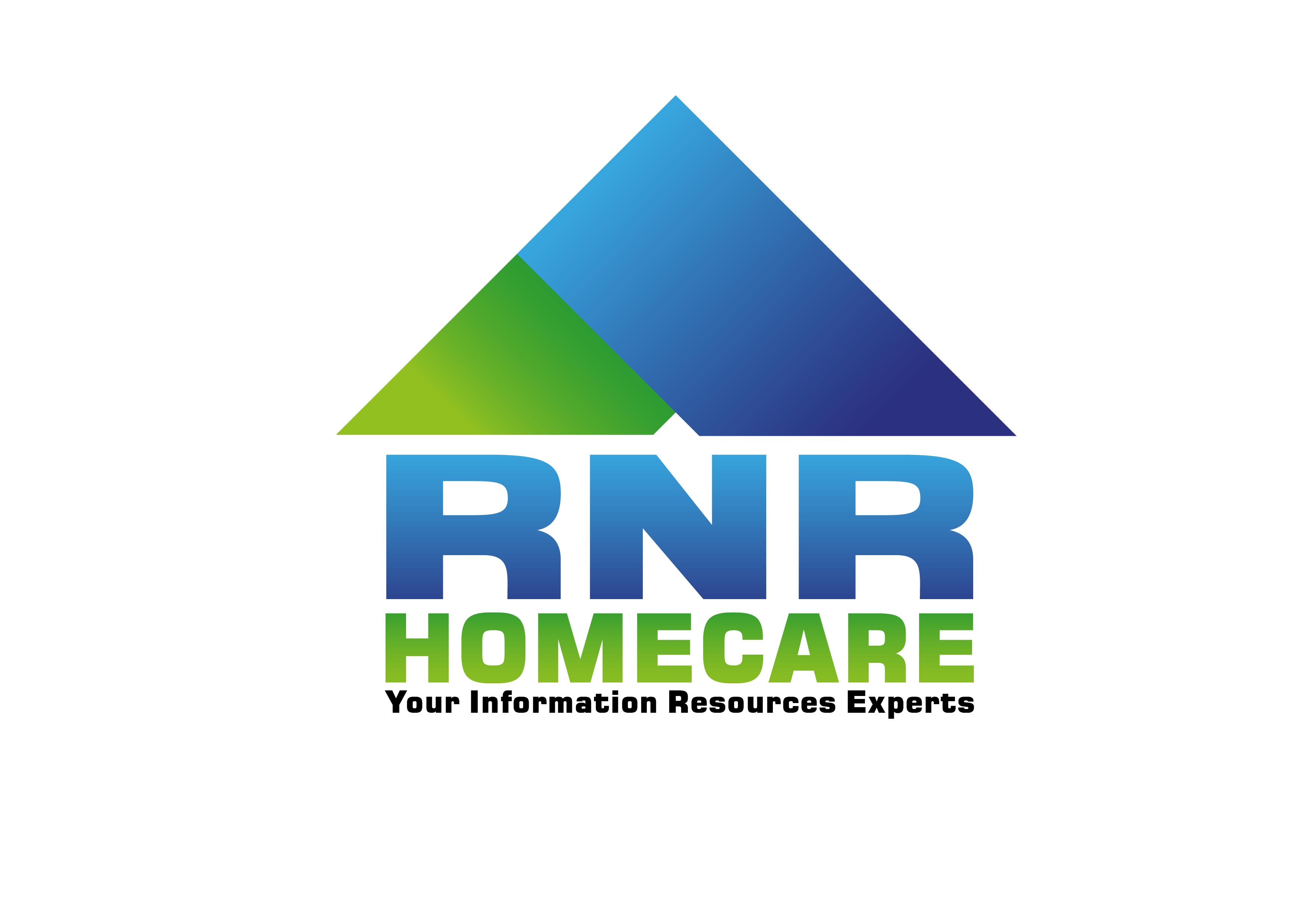 Logo Design by 3draw - Entry No. 66 in the Logo Design Contest Imaginative Logo Design for RNR HomeCare.