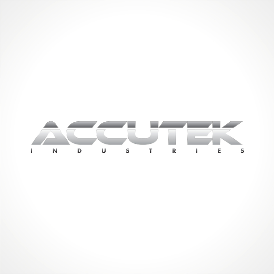 Logo Design by moxlabs - Entry No. 5 in the Logo Design Contest Accutek Industries Ltd..