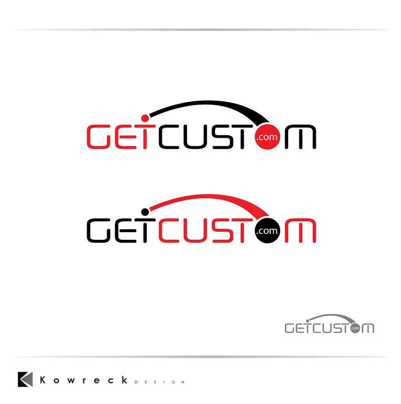 Logo Design by kowreck - Entry No. 22 in the Logo Design Contest getcustom.com Logo Design.