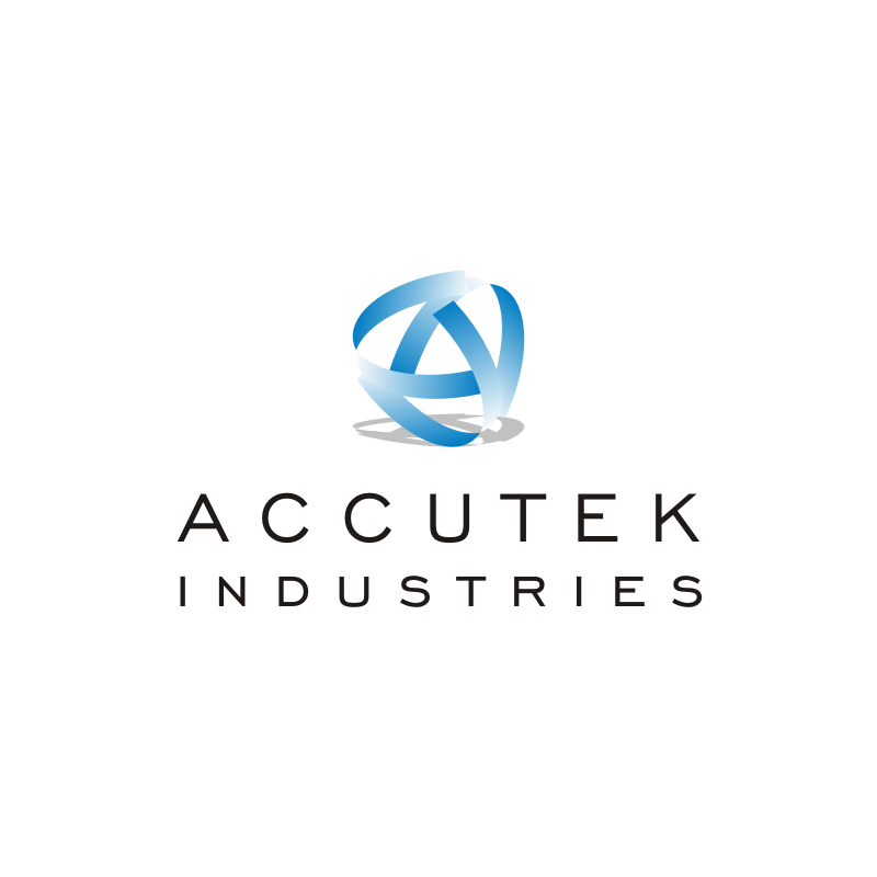 Logo Design by asti - Entry No. 7 in the Logo Design Contest Accutek Industries Ltd..