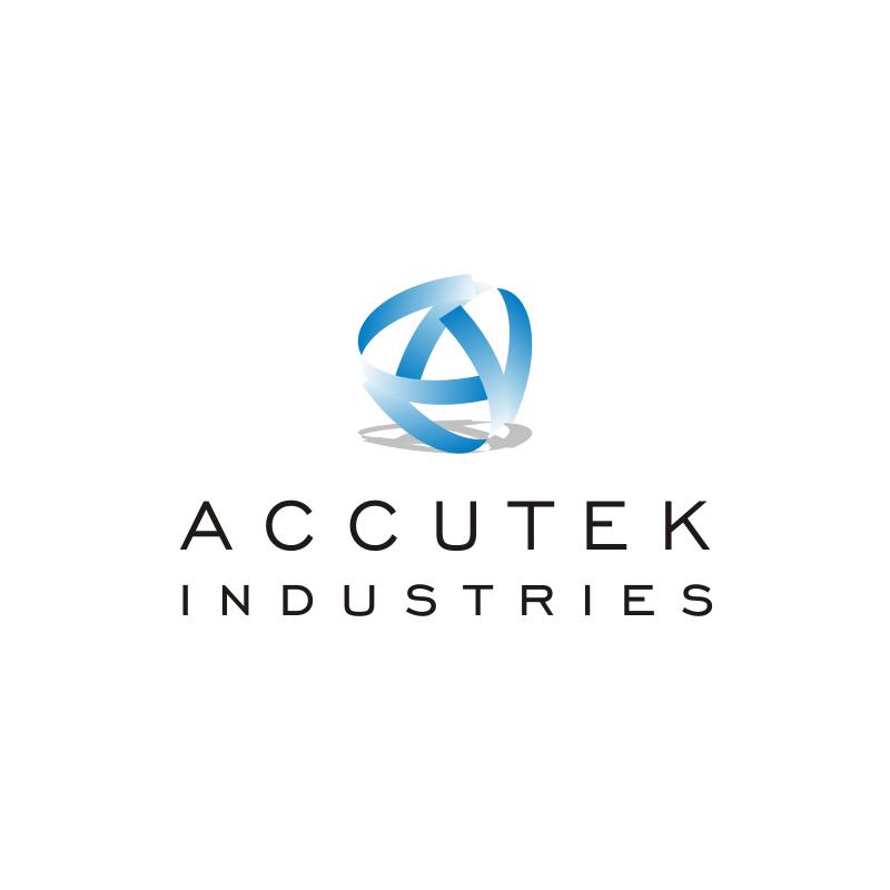 Logo Design by asti - Entry No. 7 in the Logo Design Contest Accutek Industries Ltd..