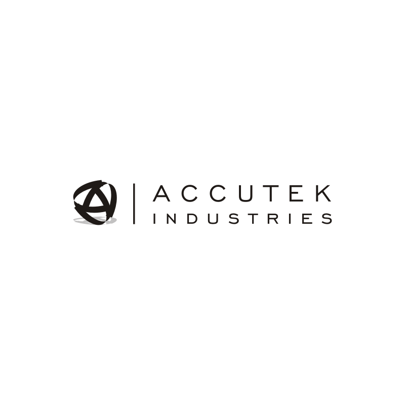 Logo Design by asti - Entry No. 8 in the Logo Design Contest Accutek Industries Ltd..