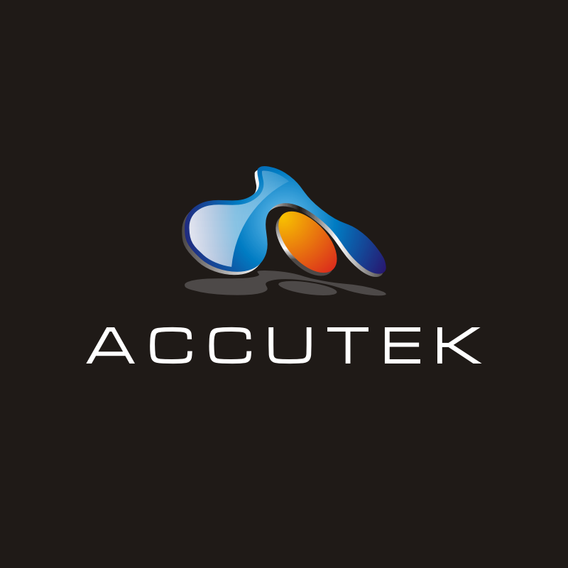 Logo Design by asti - Entry No. 9 in the Logo Design Contest Accutek Industries Ltd..