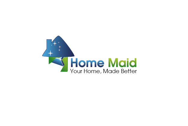 Logo Design by Private User - Entry No. 60 in the Logo Design Contest Unique Logo Design Wanted for HomeMaid.