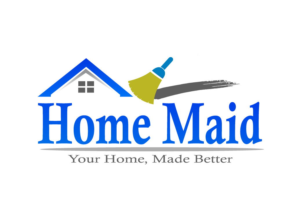 Logo Design by Amianan - Entry No. 66 in the Logo Design Contest Unique Logo Design Wanted for HomeMaid.